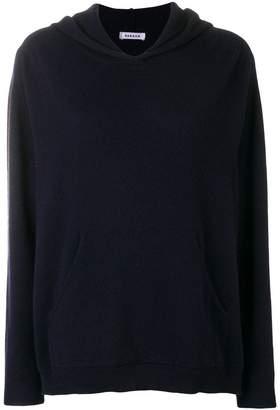 P.A.R.O.S.H. hooded jumper