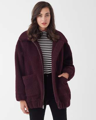 Splendid Teddy Oversized Jacket