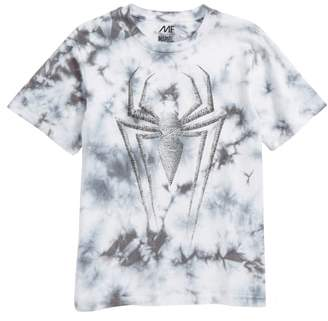 Mighty Fine Web Spider Graphic T-Shirt
