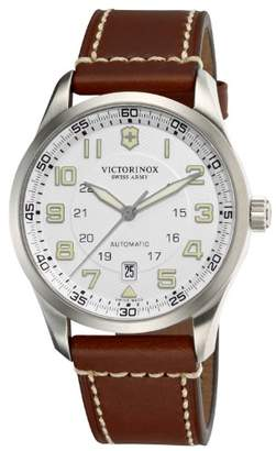 Victorinox Men's 241505 Air Boss Silver Dial Watch
