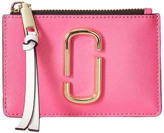 Marc Jacobs Snapshot Top Zip Multi Wallet Wallet Handbags