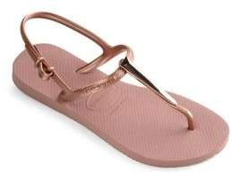 Havaianas Freedom Maxi Slim Flip-Flops