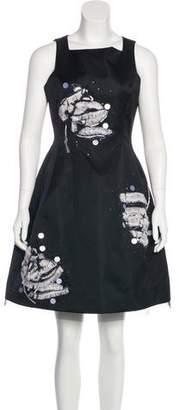 Prabal Gurung Silk Cocktail Dress w/ Tags