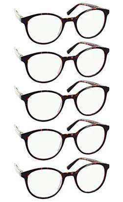 Best Readers Unisex-Adult Oval B000150-50001 Oval Reading Glasses