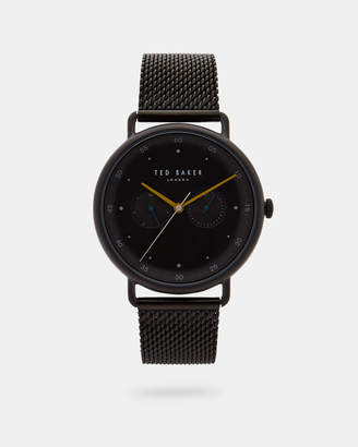 Ted Baker GEOGEY Mesh strap watch
