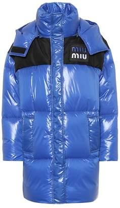 Miu Miu Puffer coat