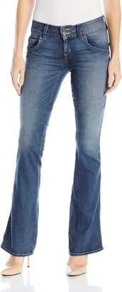 Hudson Women's Signature Bootcut Flap Pocket Jean