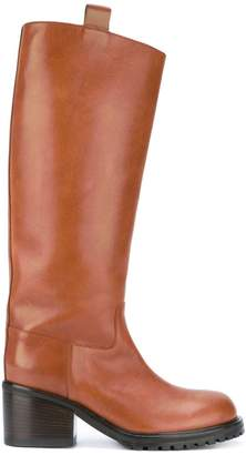 A.F.Vandevorst knee-high boots