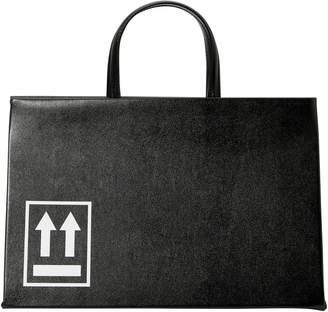 Off-White Off White Box tote bag