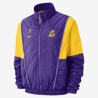 Nike Los Angeles Lakers Men's NBA Tracksuit Jacket