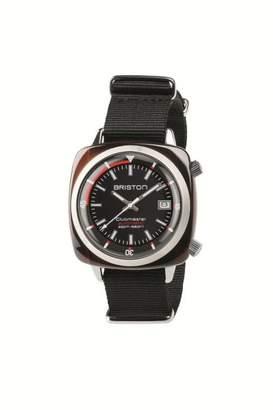 Briston Clubmaster Diver Acetate Watch