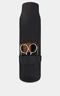 Barneys New York Men's Travel Moustache Set - Black
