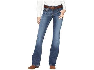Ariat R.E.A.L.tm Bootcut Tulip Jeans in Gemstone