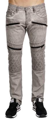 Cult of Individuality Rebel Moto Skinny Jeans