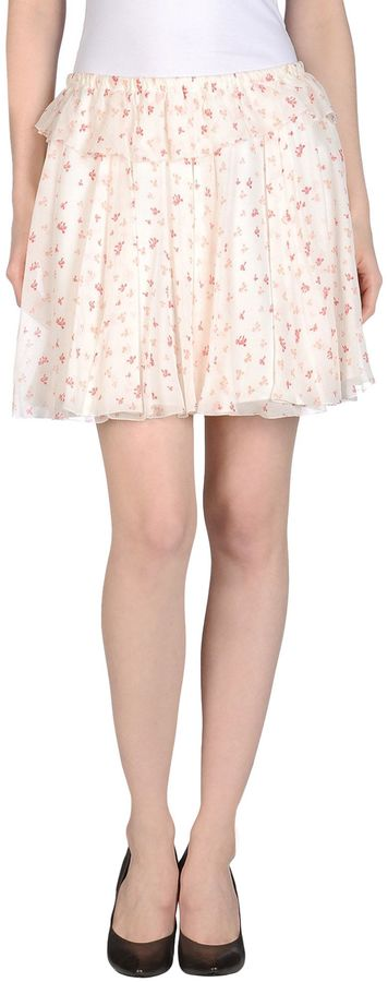 Band Of OutsidersGIRL BY BAND OF OUTSIDERS Mini skirts