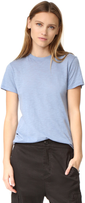 Vince Swing Tee $75 thestylecure.com