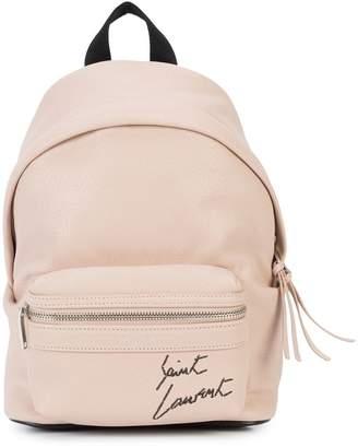 Saint Laurent City Toy backpack