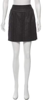 MICHAEL Michael Kors Metallic Accented Mini Skirt