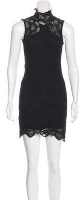 Nightcap Clothing Sleeveless Mini Dress
