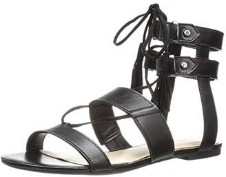 Nine West Women's Decima Patent Gladiator Sandal