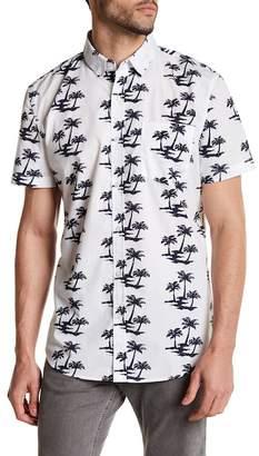 Sovereign Code Ky Short Sleeve Print Regular Fit Shirt