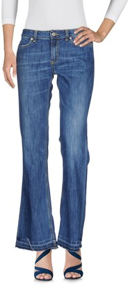 Dondup Denim pants - Item 42586354EM