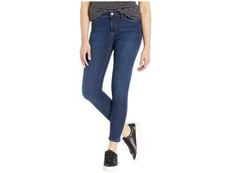 Mavi Jeans Alissa High-Rise Super Skinny Jeans in Dark Supersoft