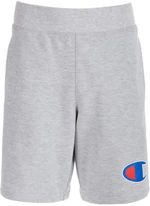 6e3c59f1efb0 Champion Big Boys French Terry Logo Shorts