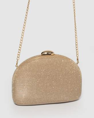 colette by colette hayman Mia Glitter Clutch
