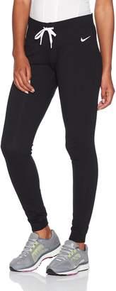 Nike Womens Jersey Cuffed Pants (S, /White)