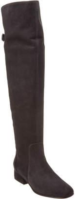 Aquatalia Lala Waterproof Leather Over-The-Knee Boot