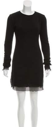 BLK DNM Long Sleeve Mini Dress w/ Tags