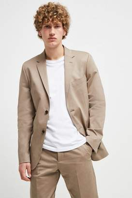 French Connection Stretch Cotton Suit Jacket