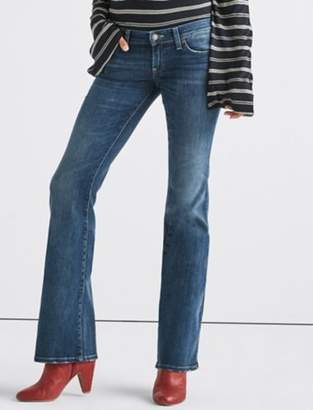 15e2074354963 at Lucky Brand · Lil Maggie Low Rise Flare Jean