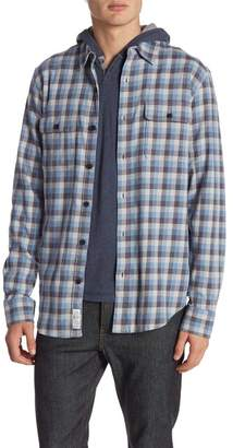 Lucky Brand Plaid Print Workwear Shirt