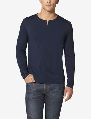 Tommy John Tommyjohn Second Skin Basic Long Sleeve Moroccan Tee