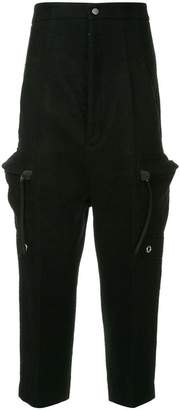 Rick Owens Sisyphus cargo trousers