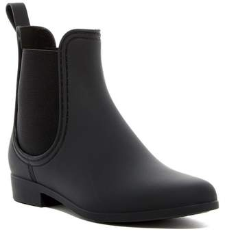 Jeffrey Campbell Forecast Chelsea Waterproof Rain Boot