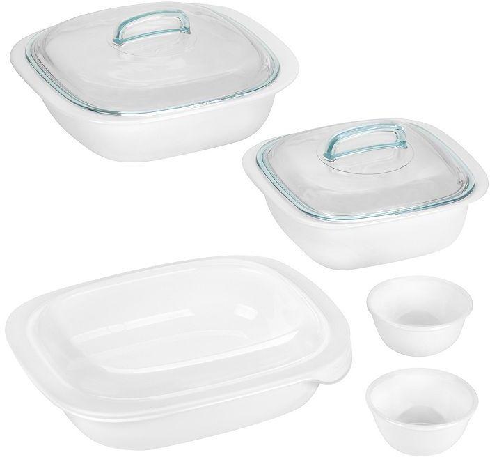 Corningware simplylite™ 8-pc. bakeware set