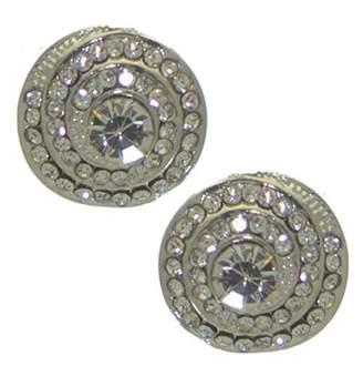 Dagmar AJ Fashion Jewellery silver plated clip on earrings