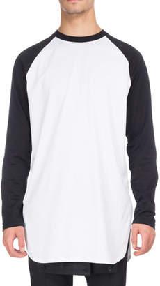 Givenchy Columbian-Fit Baseball T-Shirt