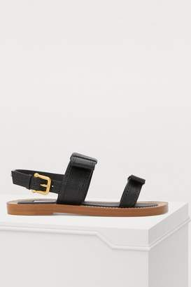 Thom Browne Bow sandals