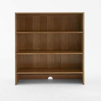 west elm Mid-Century Media Tower Hutch