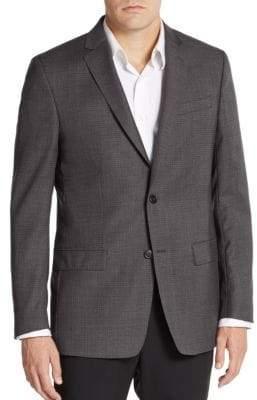 Versace Wool Sportcoat