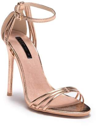 Barely There LOST INK Faye Strappy Stiletto Sandal - Wide Width