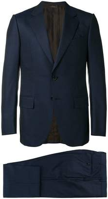 Ermenegildo Zegna single breasted two-piece suit