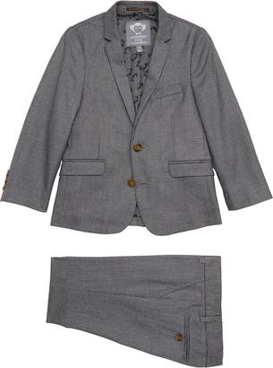 Appaman Mod Houndstooth Suit