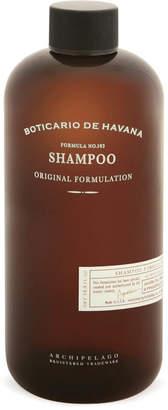 Archipelago Botanicals Boticario di Havana Shampoo 500ml