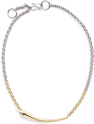 Charlotte Chesnais Alki Vermeil Necklace