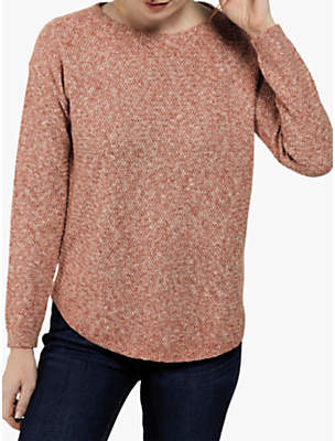 Fat Face Harpenden Jumper, Roasted Red